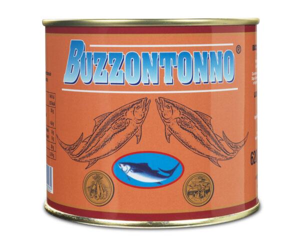 Buzzonaglia di tonno